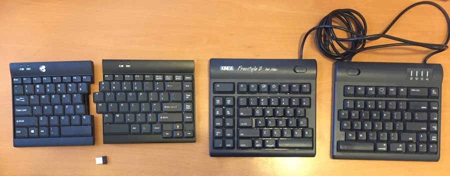 This Split Keyboard May Be The Biggest Thing Since Your